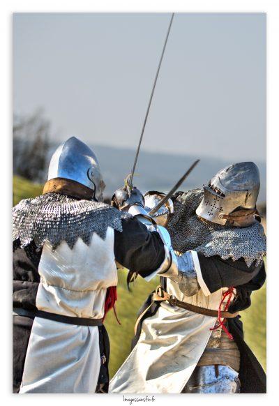 Bonhours / Combat Médiéval