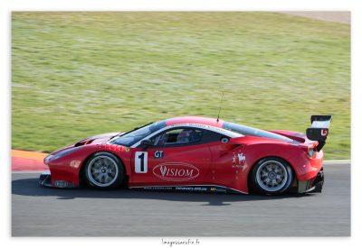 Courses automobiles